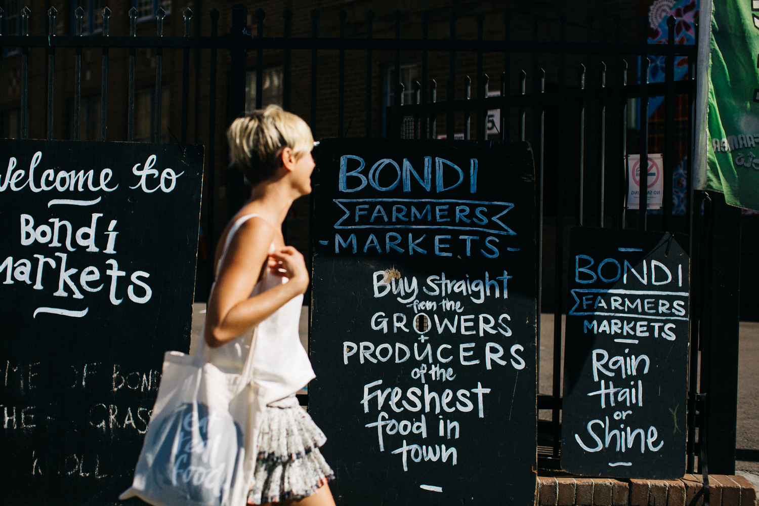 Sydney Travel Guide by Eat Real Food: The East