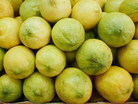 Lemonade in the raw.
