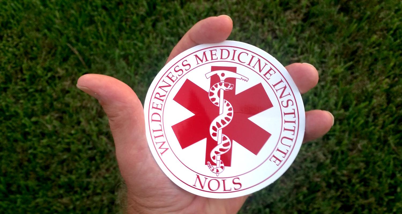 Got the sticker!
