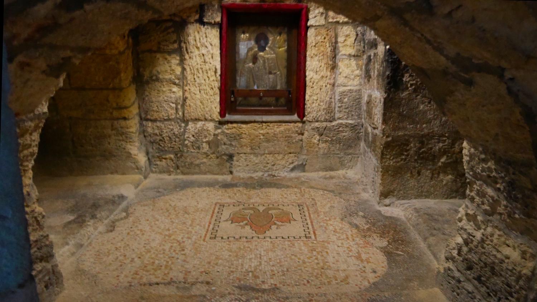 The monastic home of Mar Nichola.