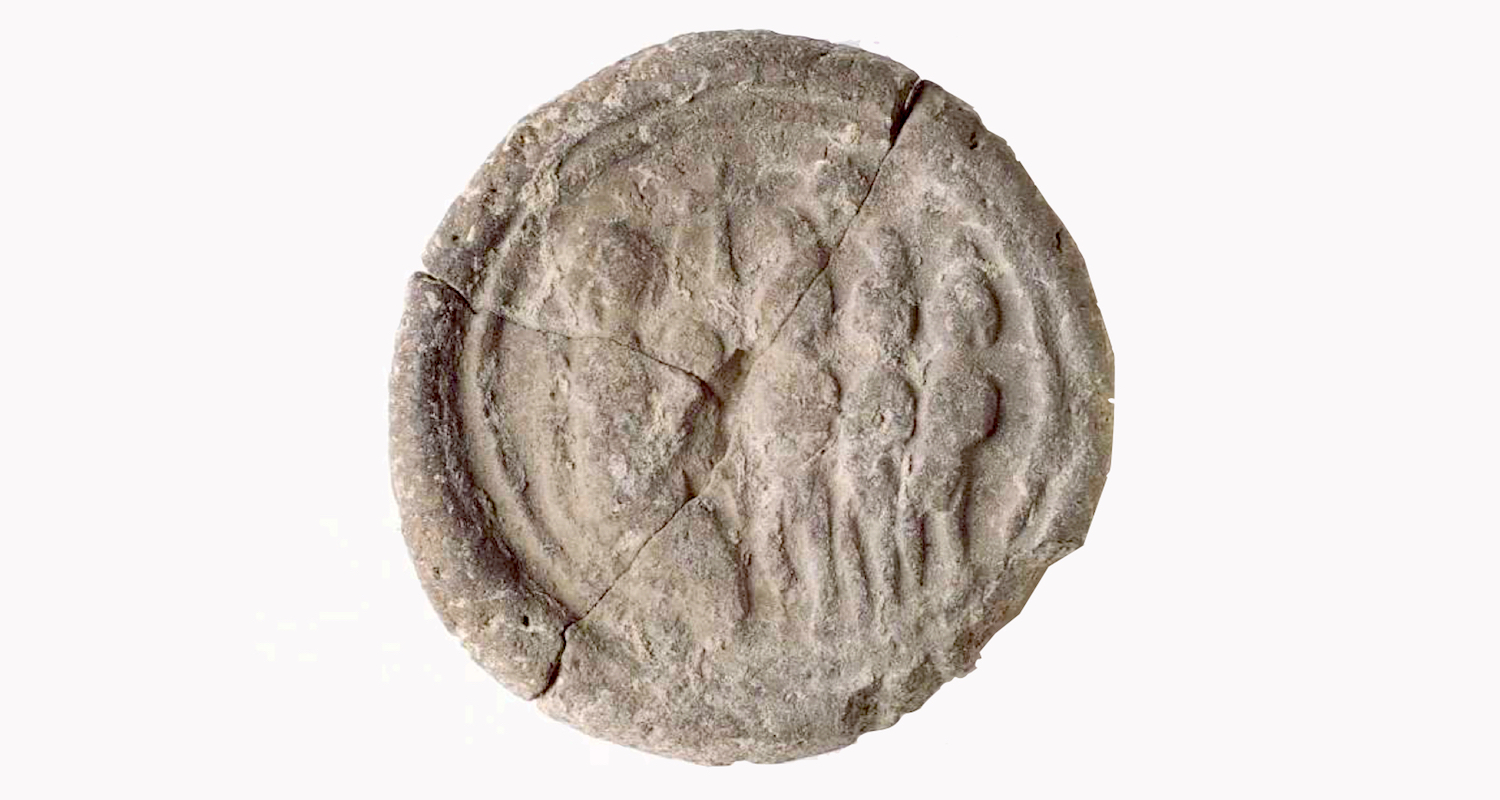 This is a fine examples of the torta from the webpage of Israel Museum. There are others for browsing (see    here   , accessed 12/22/2018).