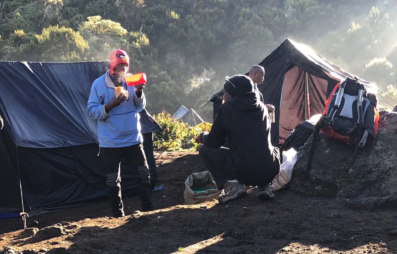 Porters in Machame Camp 2.jpg
