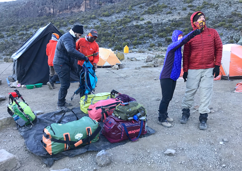 Packing up Barranco Camp 1.jpg