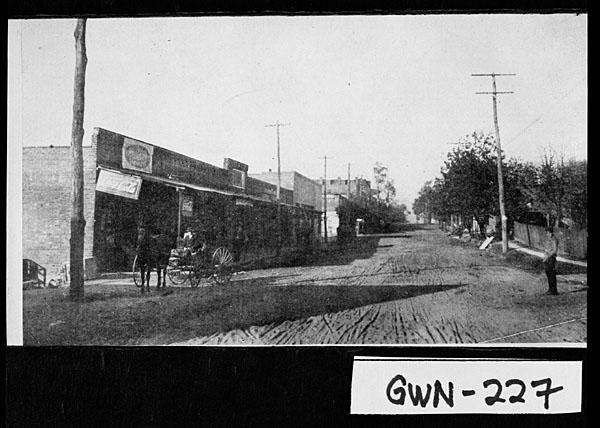 Crogan street ca. 1912