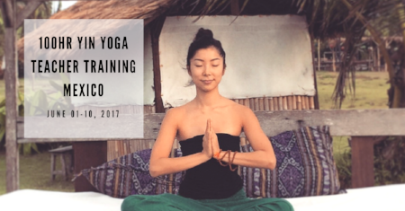 Annie Au Yin Yoga Teacher Training Mexico