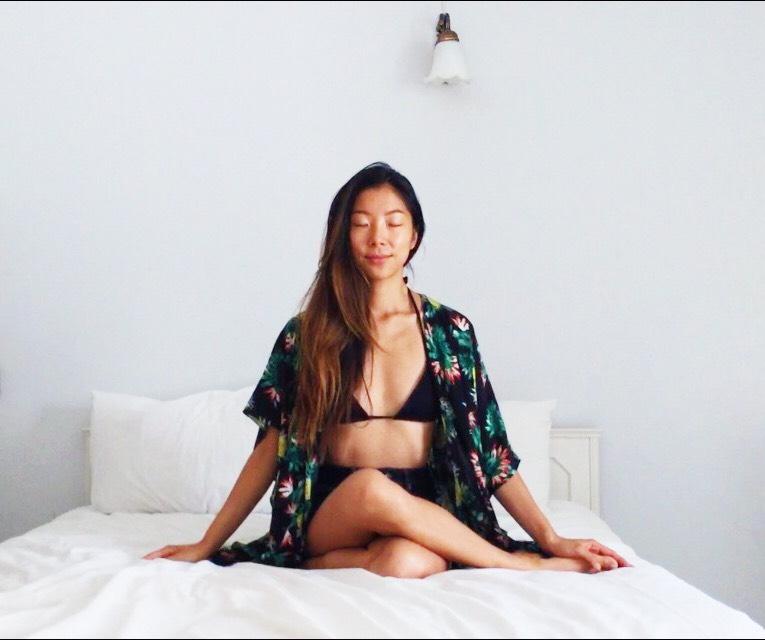Annie Au Yoga Meditation