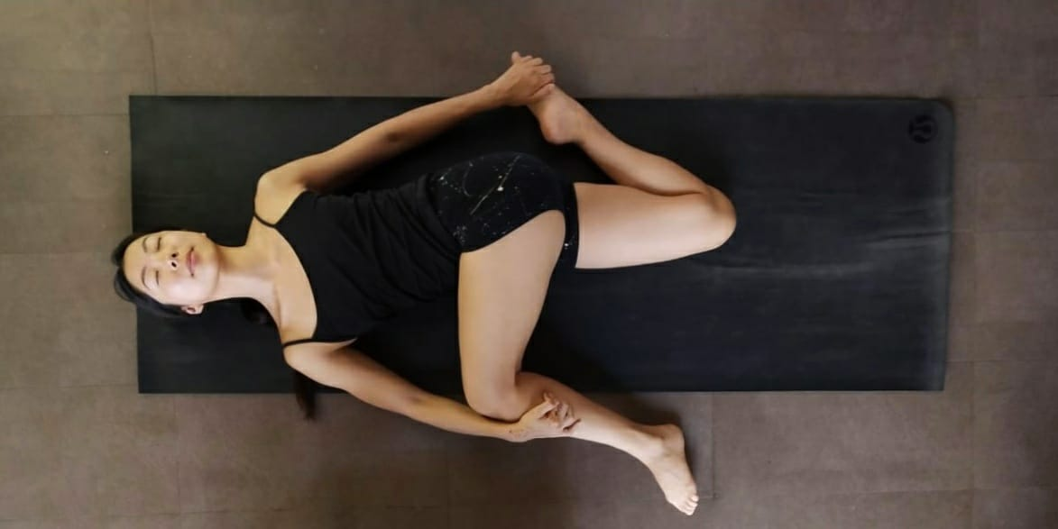 releasing Anger and Restoring Love Through Yin Twisting Postures  annie au yoga