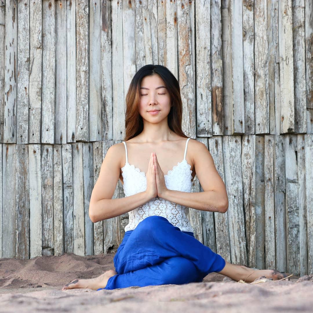 Annie Au yin yoga teacher training 2019-2020