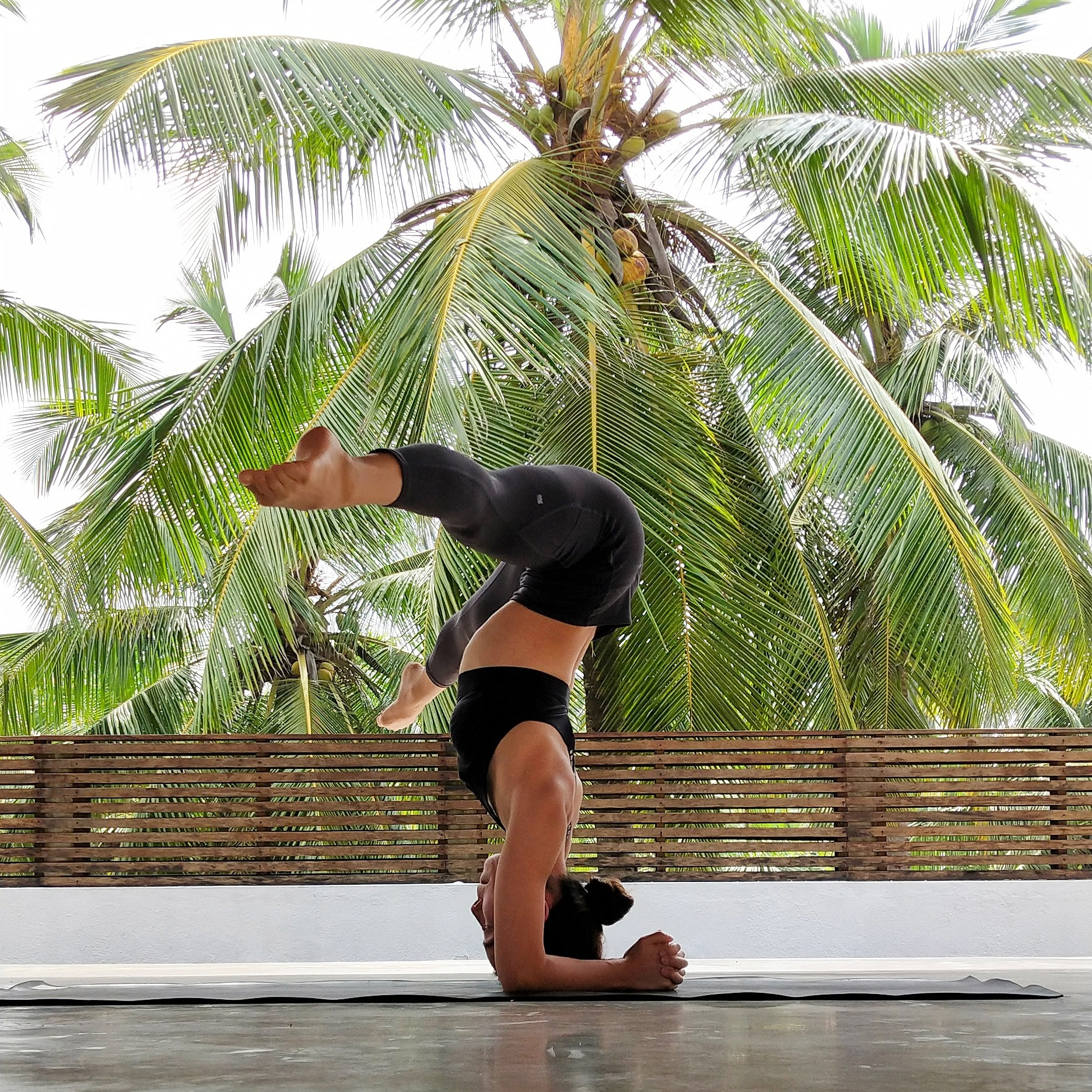 Annie Au Yin Yang Yoga Teacher Training May Bali 2020