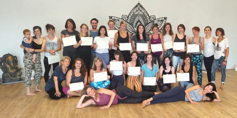 Orléans France Yin Yoga Teacher Training 2020 June
