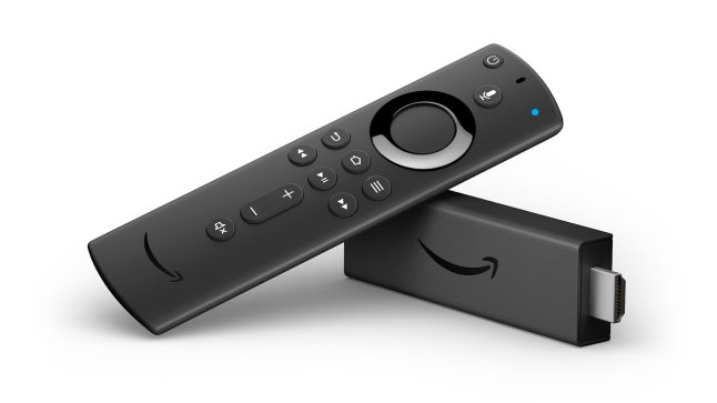 Amazon Fire Stick 4K - Our low-cost choice! At only $49.95, you can do it all with this simple to install HDMI device.MSRP $49.95