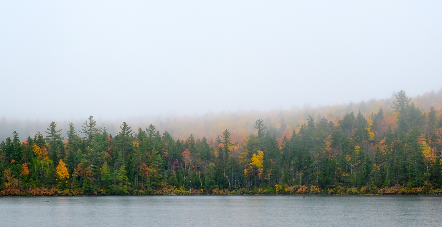 Sawyer Pond in the White Mountains,NH