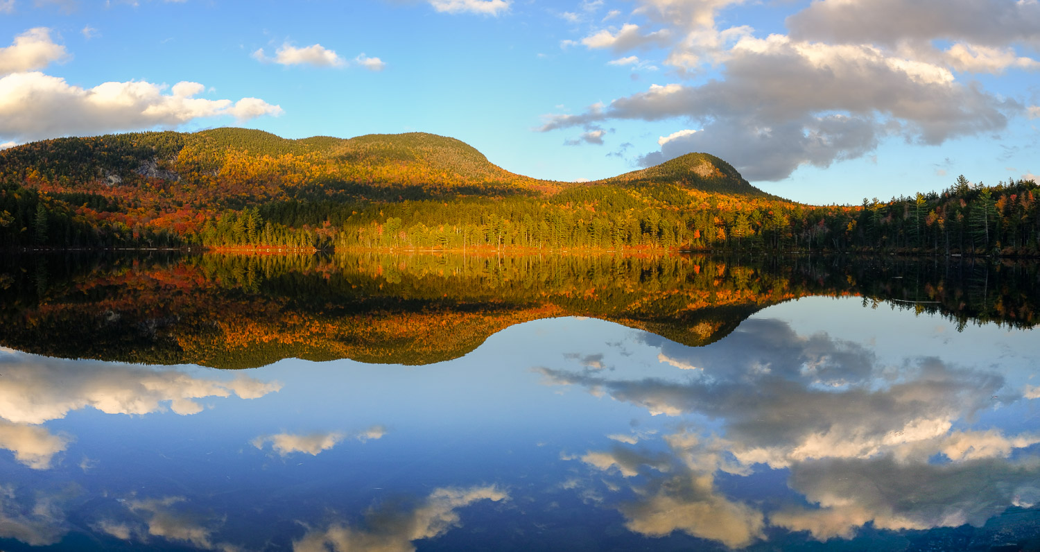 Sawyer Pond in the White Mountains, NH