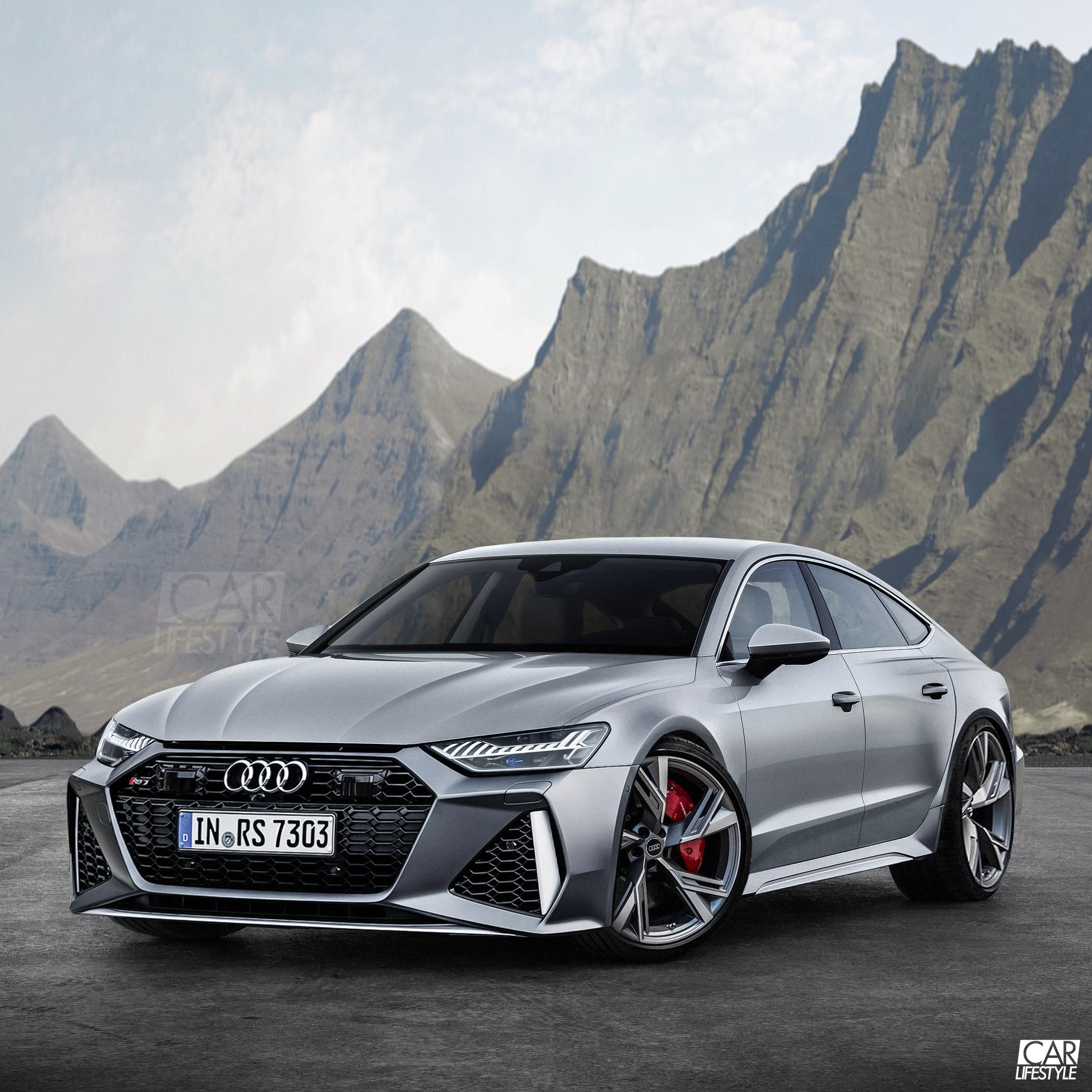 Could The 2020 Audi Rs7 Sportback Look Like This Carlifestyle