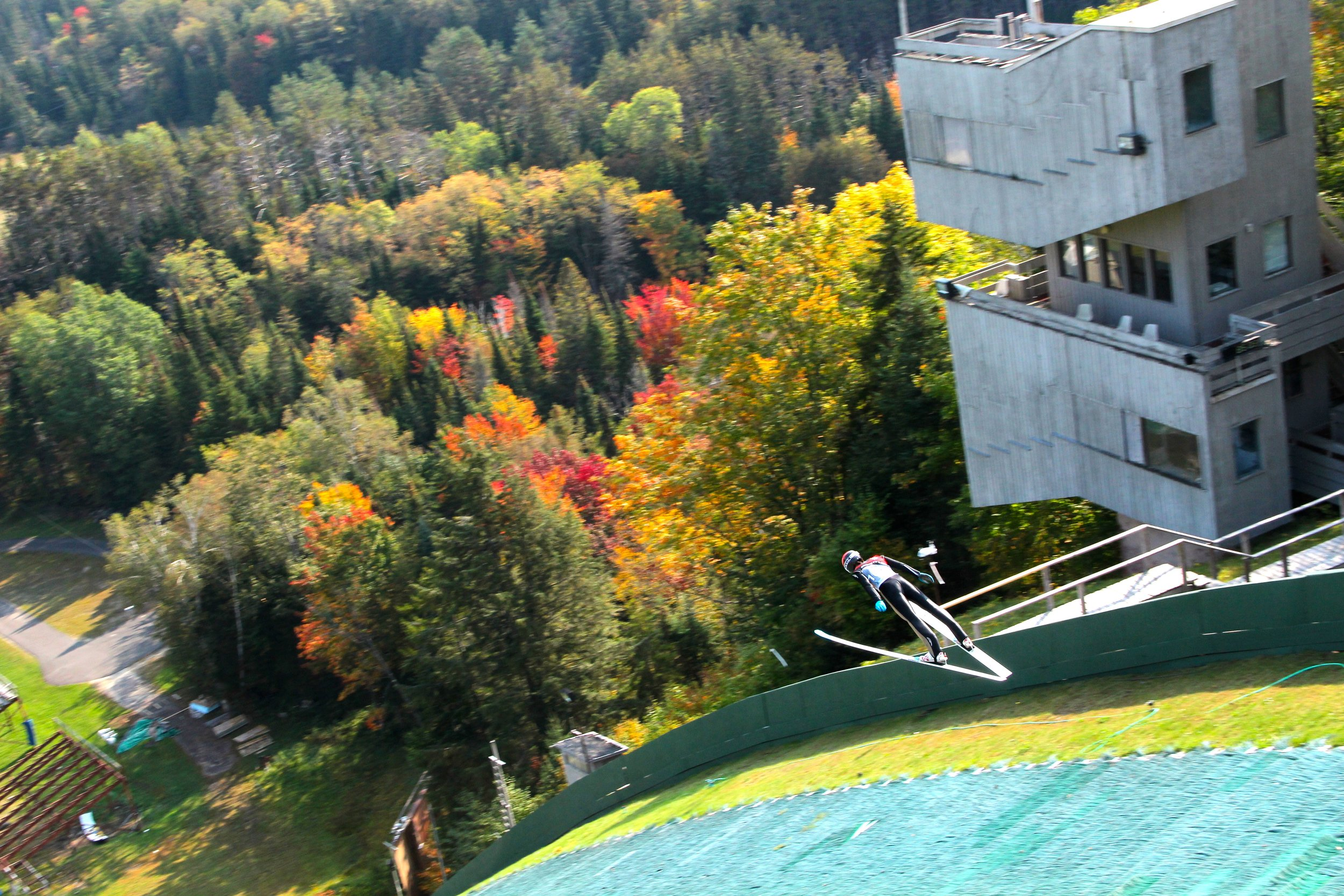 Lake Placid ski jump