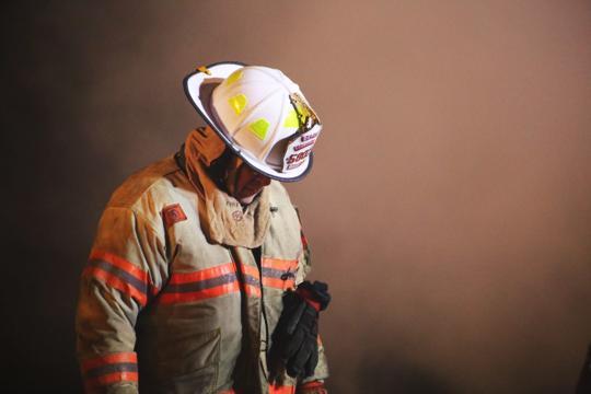 Granville fire