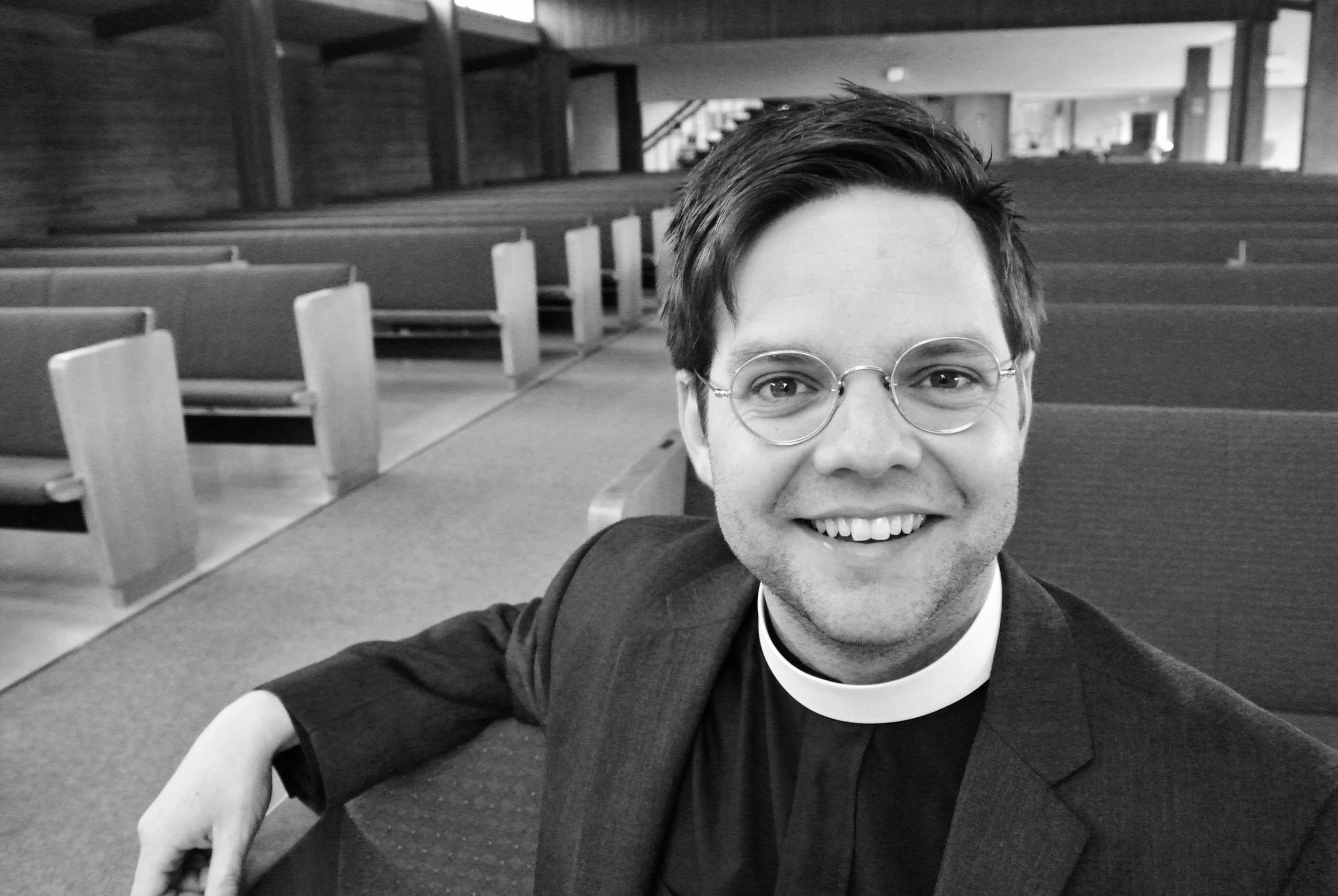 Stephen Hall | Rector