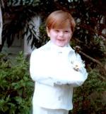 Bobby at age 7