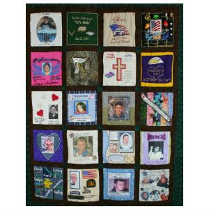 Donor memorial quilt 1