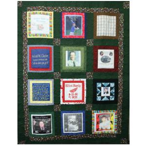 Donor memorial quilt 4