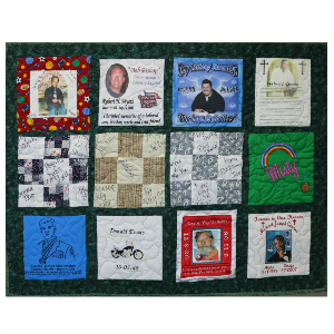 Donor memorial quilt 6