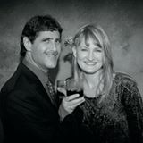 Mark Goldman and his wife, Melody