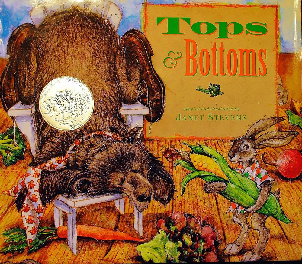 Tops and Bottoms — Janet Stevens