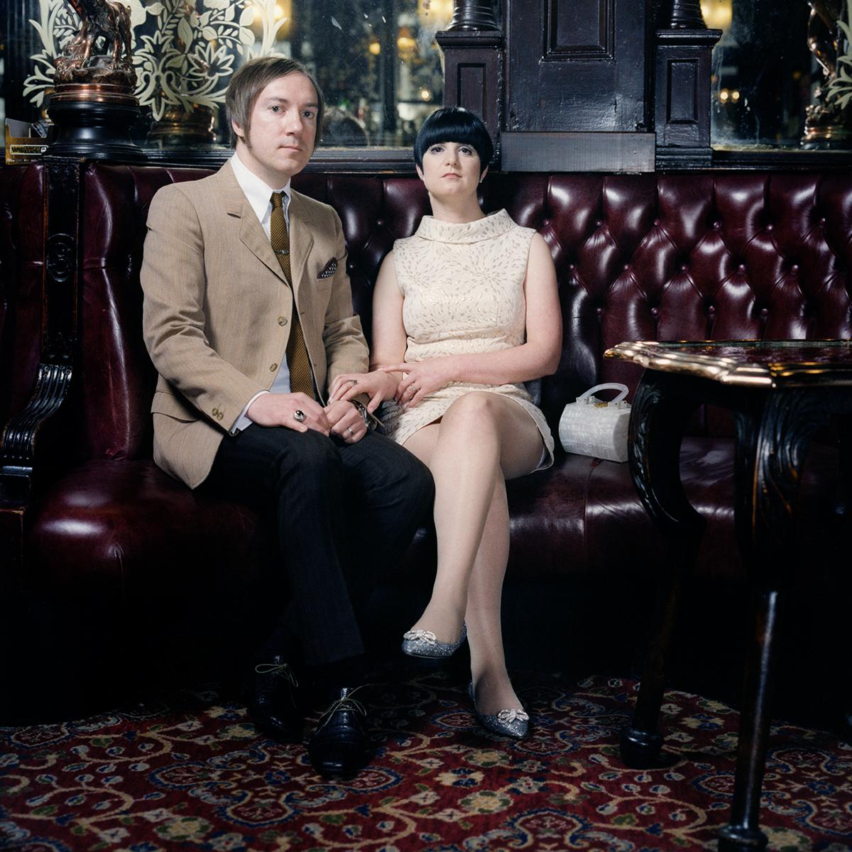 Mark & Paula