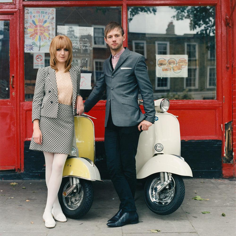 Amy and Tim