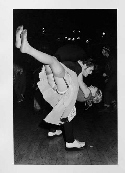 G.B. ENGLAND. London. Lyceum Ballroom. 1976.
