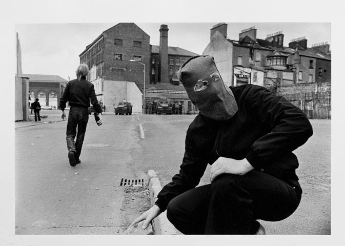 NORTHERN IRELAND. Derry. Riot, 10° birthday. 1979.