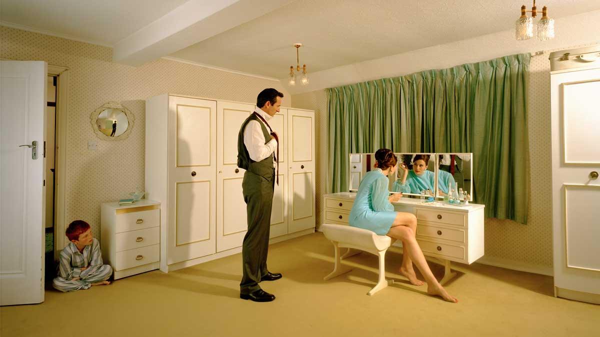 The Blue Bedroom - Edition of 5 + 1AP - Lambda print on aluminium - 158cm x 112cm x 2cm / Edition of 10 + 2AP - Digital c-type, unmounted - 100cm x 56cm