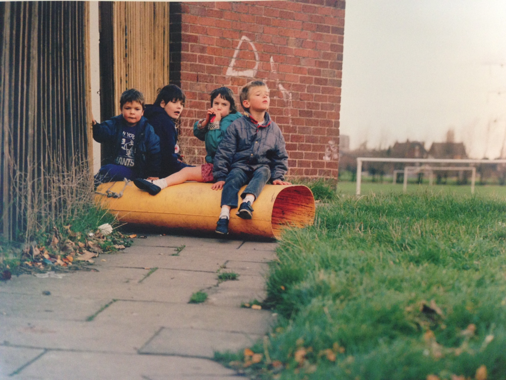 Children, Back Gate   Small: Edition of 10 + 1 A/P - Price from £600  Large: Edition of 5 + 2 A/P - Price from £1,500   C-type print