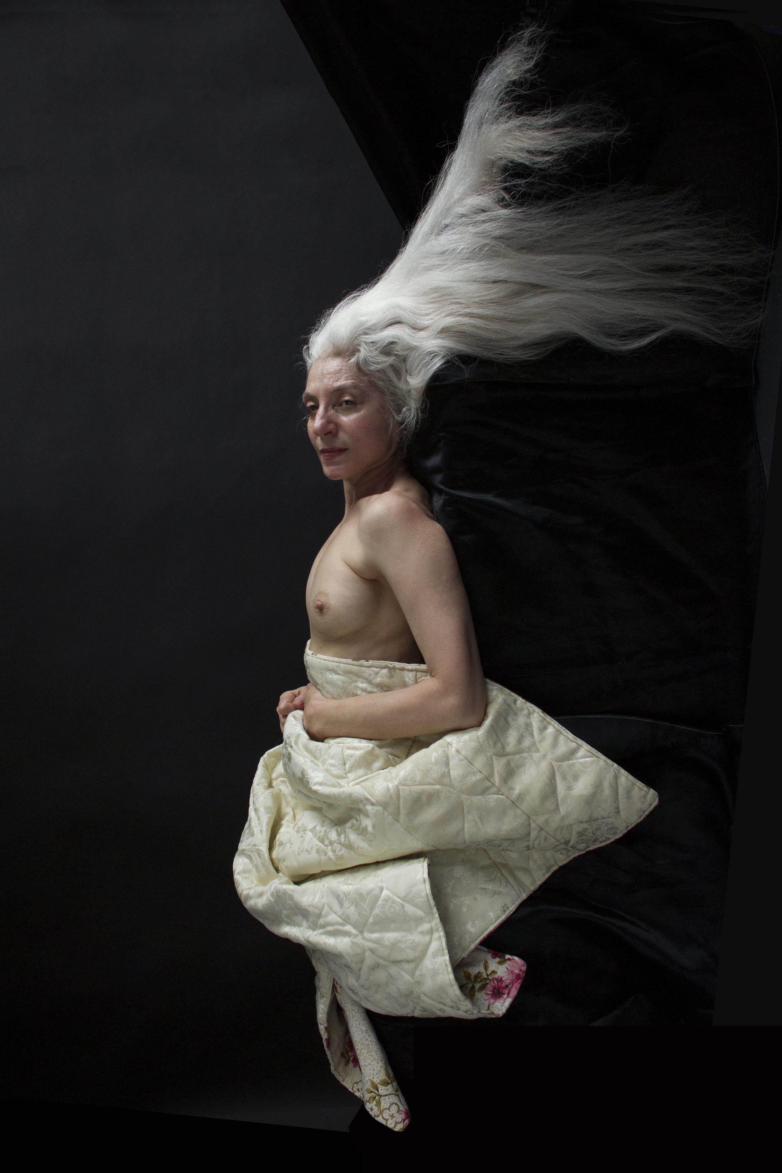 'Woke'   ©Anna Brook   Workshop with Chloe Rosser
