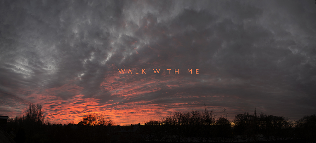 Walk with me 2014