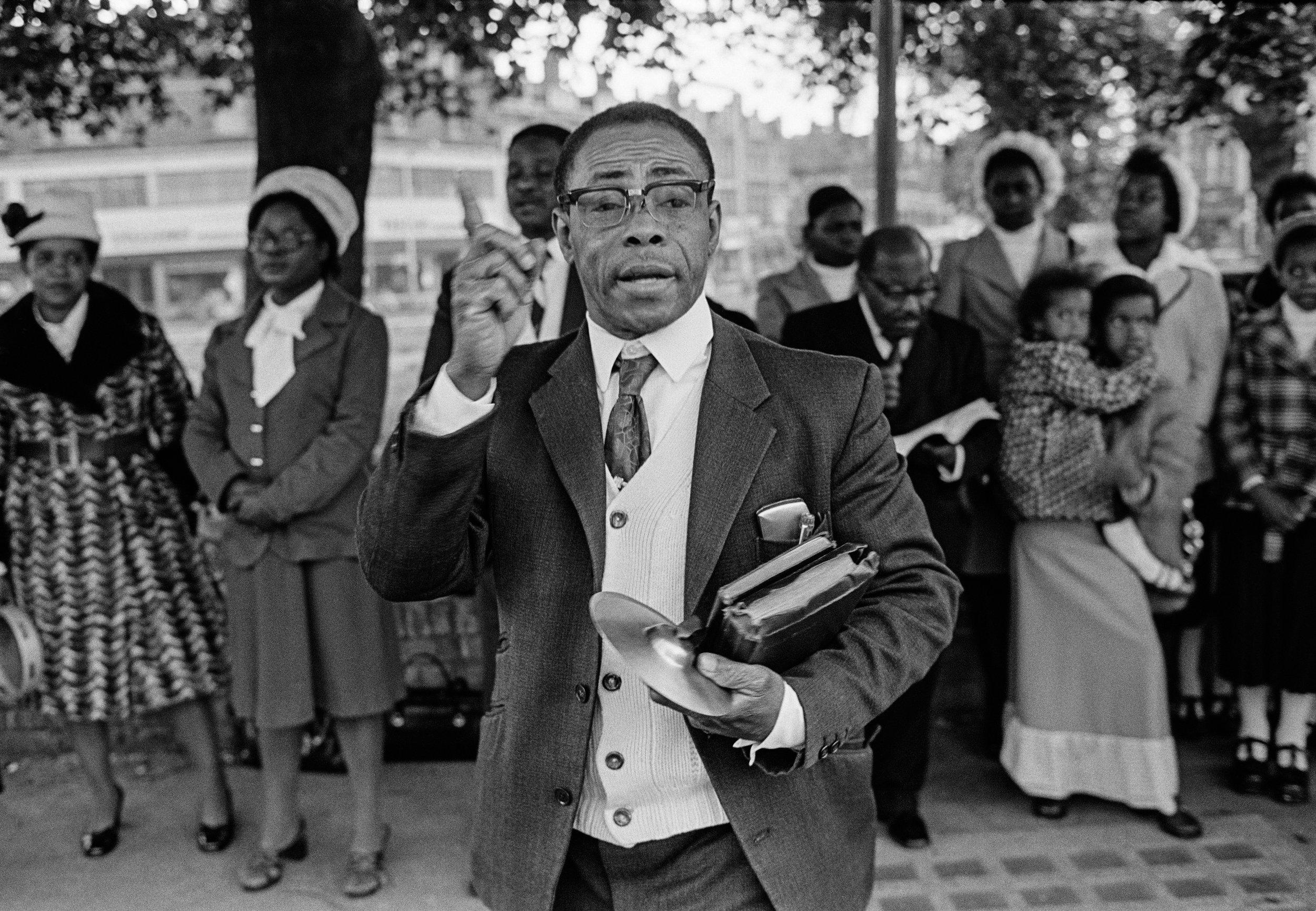 Street Preacher, 1975