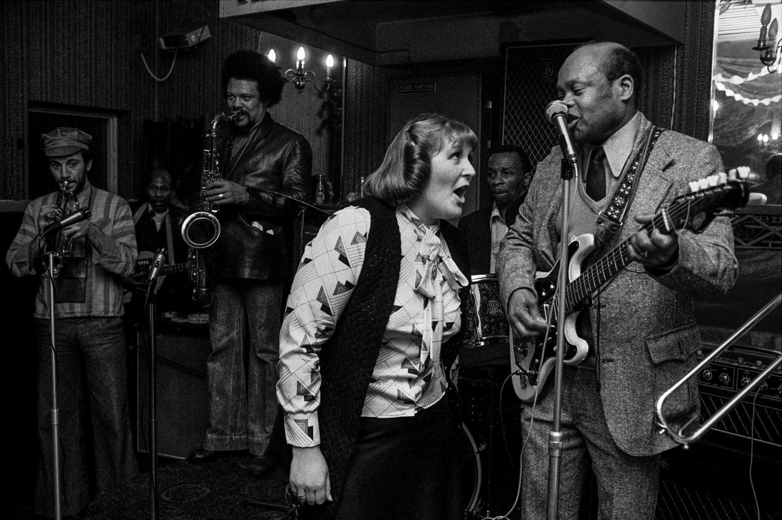 Coach and Horses Pub, 1975