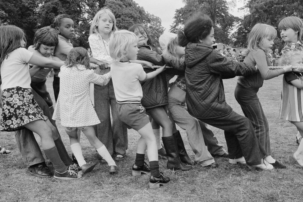 Lambeth Country Show, Tug of War, 1974