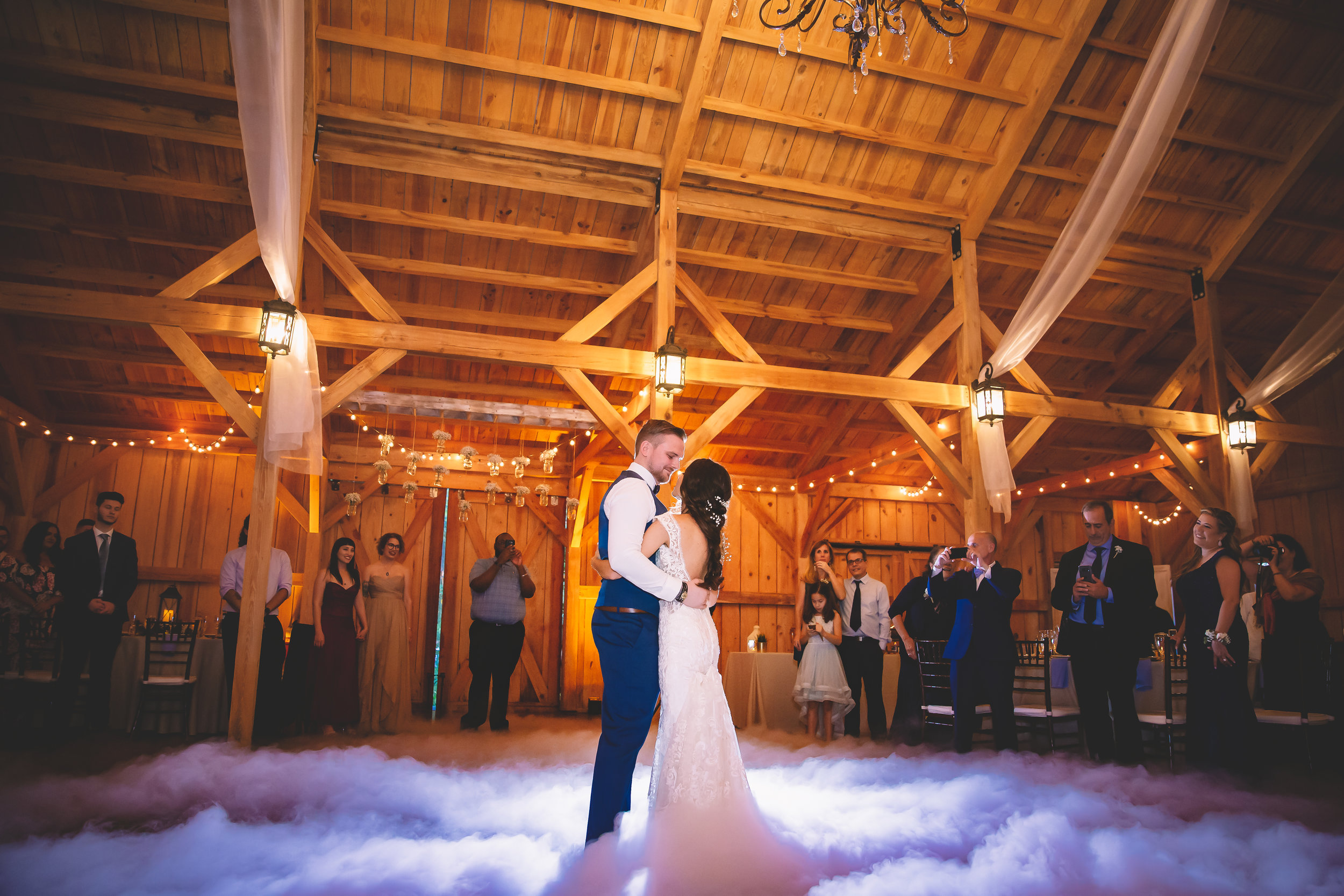 Ornella and Callum // Bridle Oaks Barn