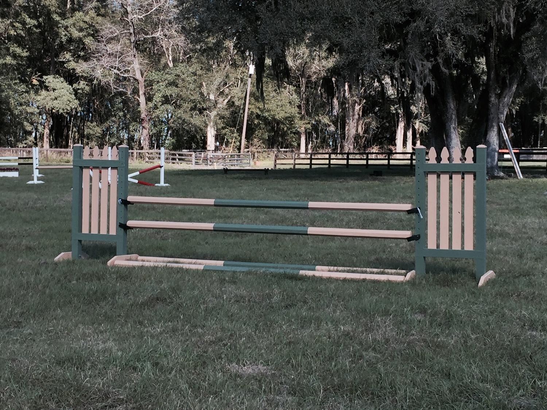 jump+field