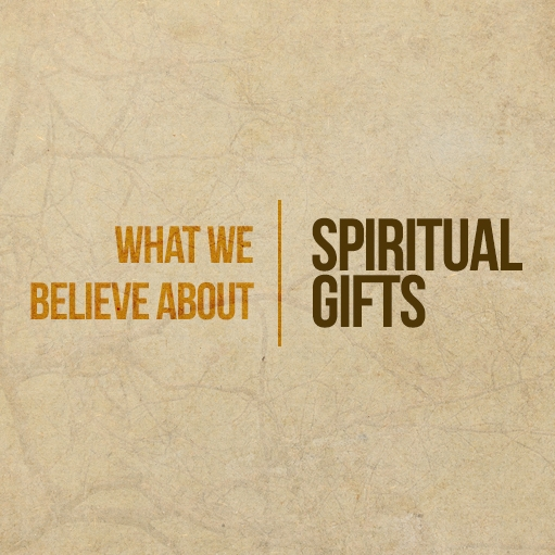 CLICK to take our Spiritual Gifts Test