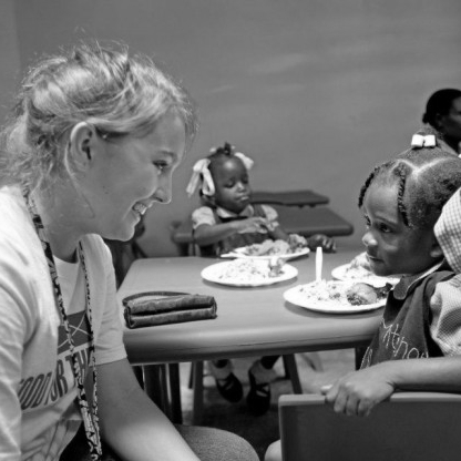 SERVING - Discover how you can impact others both locally and globally