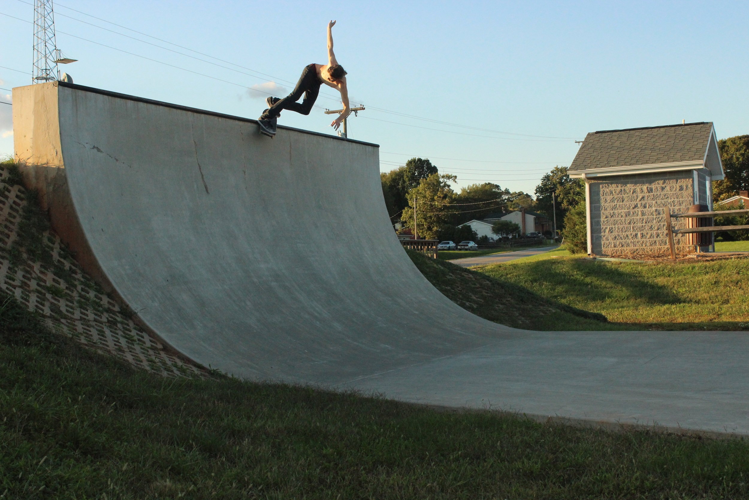 Nick - Back smith in Virginia