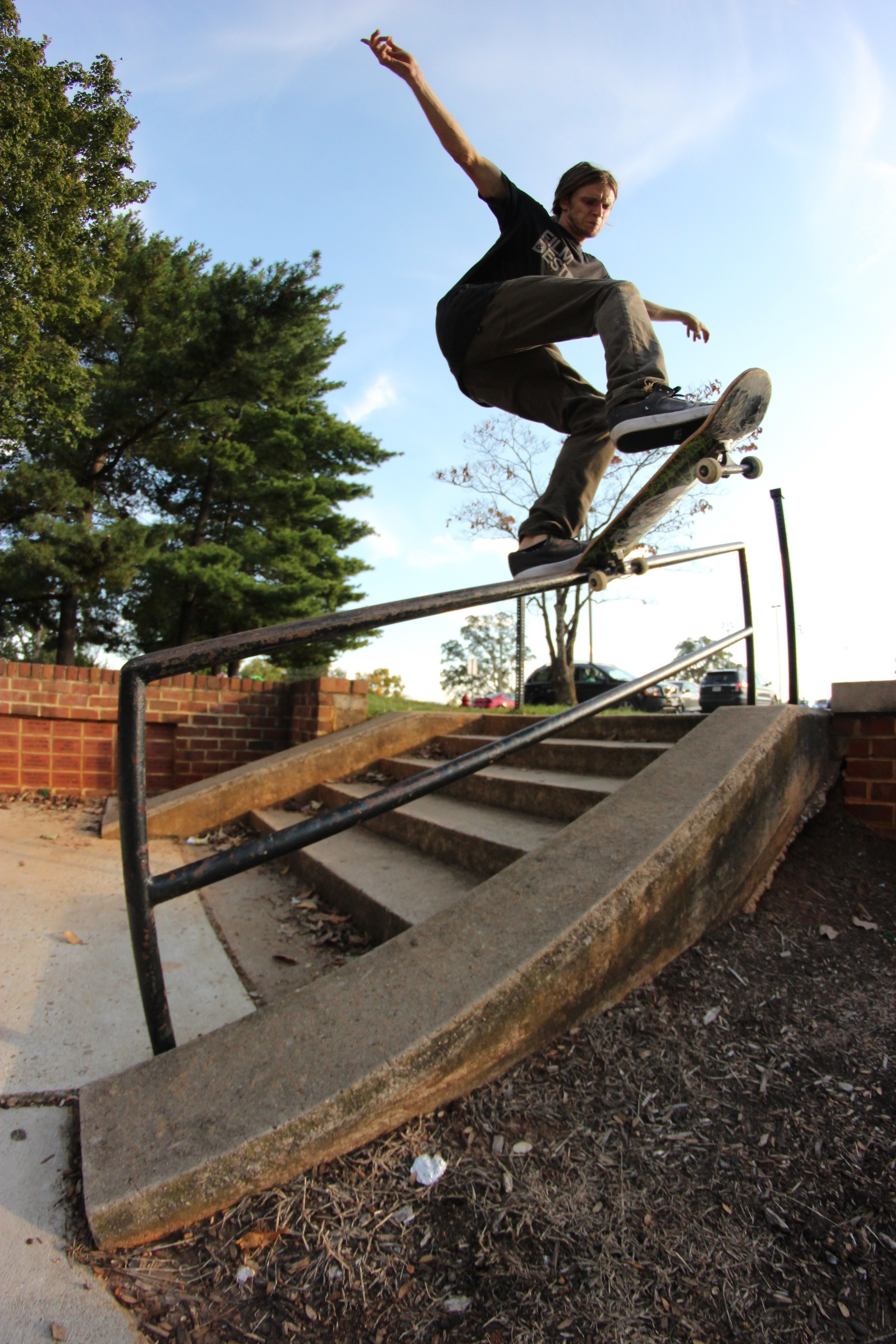 Nick - Front blunt in Virginia
