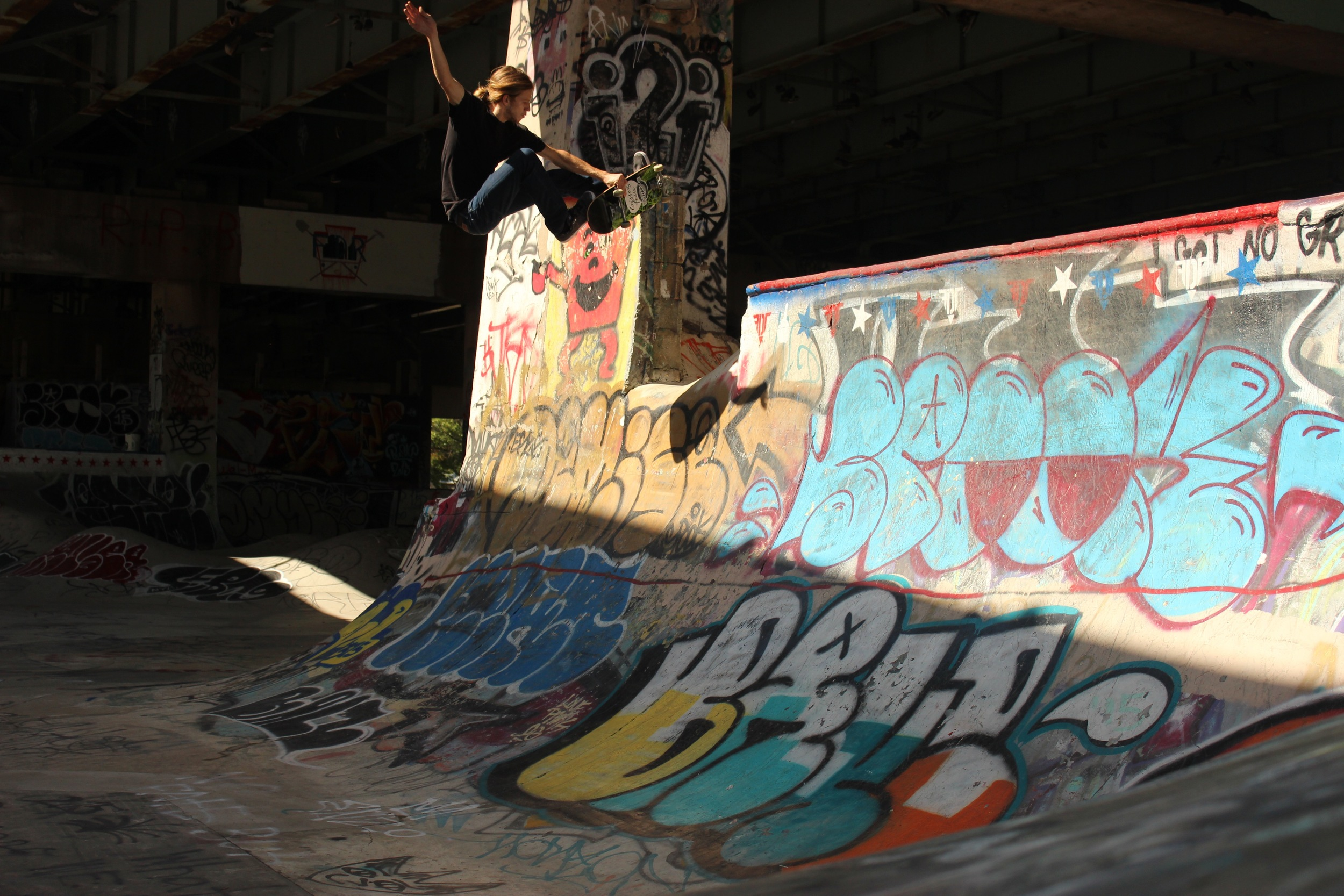 Nick - Frontside at FDR