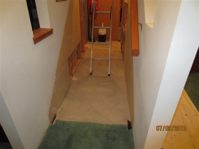 Stair removed and replaced (2).JPG