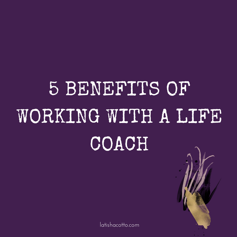 In this blog post, I reveal the 5 major benefits of working with a life coach.