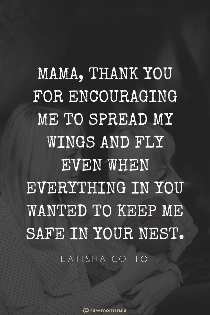 mama, thank you