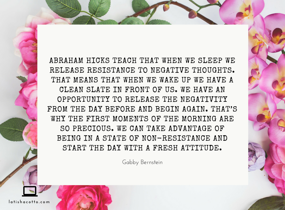 Release Resistance Quote