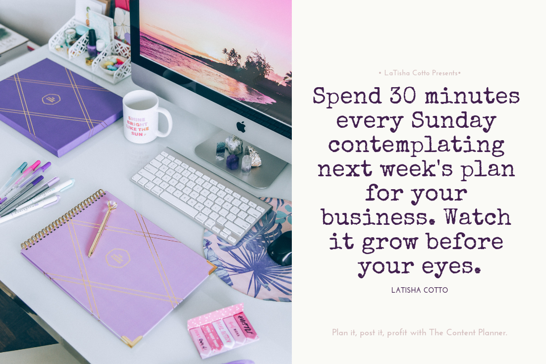 Click here to check out the top three reasons why I love The Content Planner.